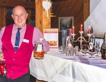 Ingo Strughold - restaurant management