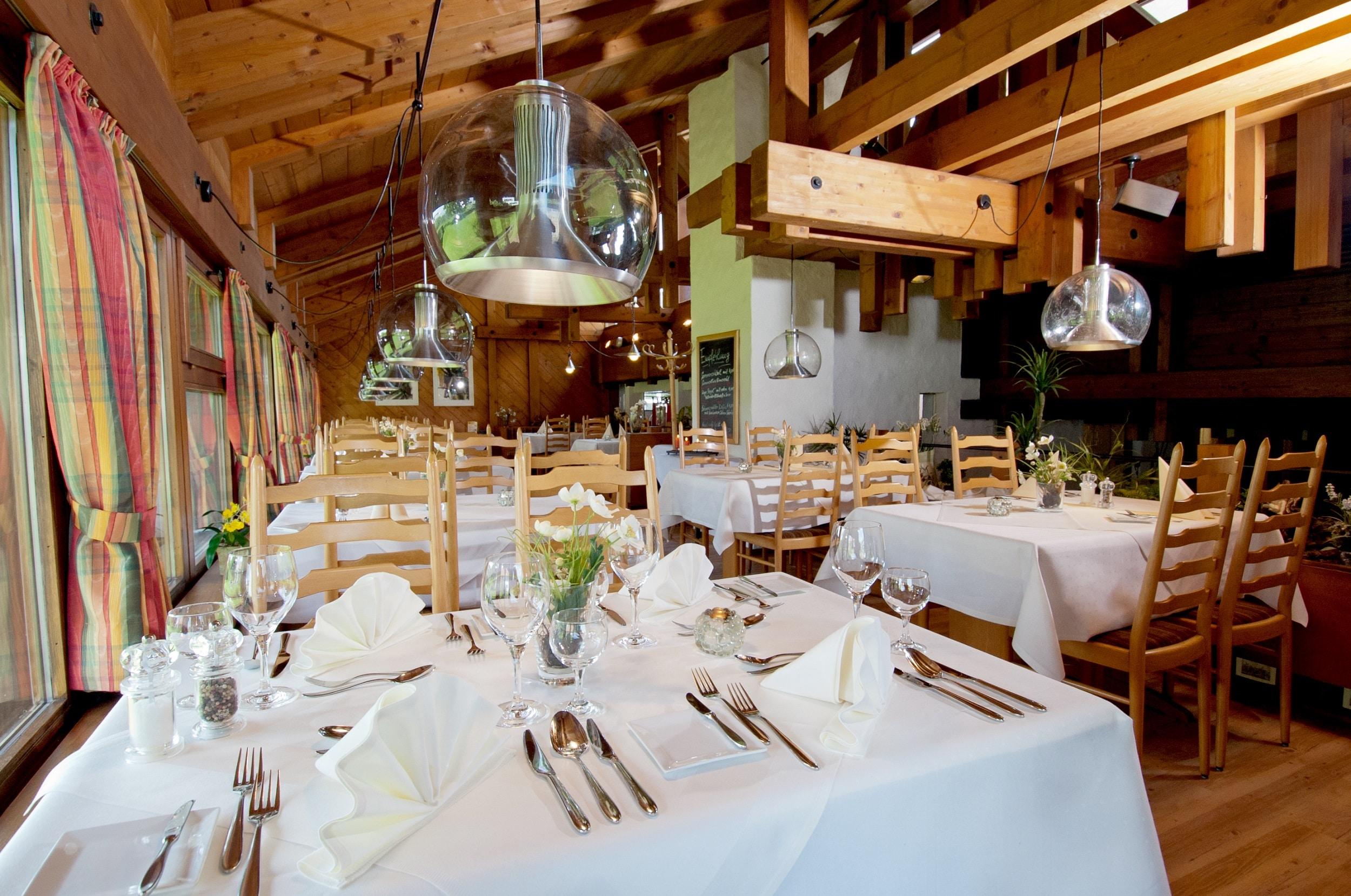 Restaurant Galerie im Restaurant Sonnenhof