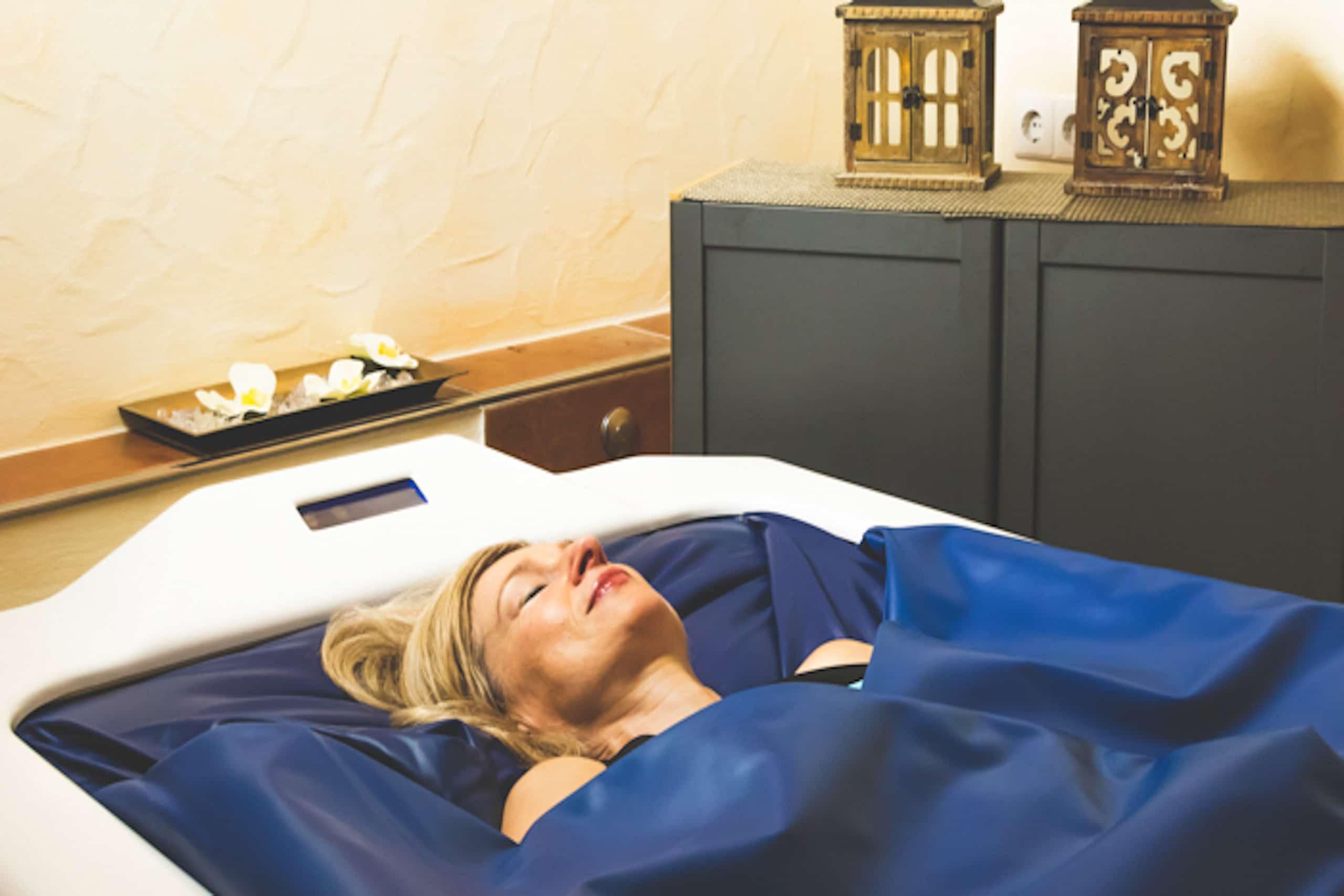 Aquasoft Behandlung Hotel Sonnenhof - Sonnhalde