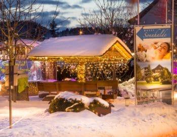 Christmas magic in Birkendorf