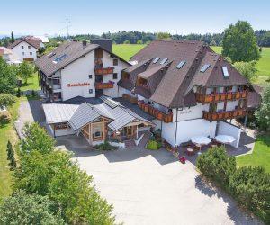 Hotel Sonnhalde in Birkendorf
