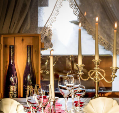 Romantischer Tisch